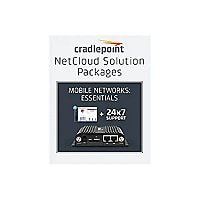 Cradlepoint 3-Year NetCloud Essentials for Mobile Router