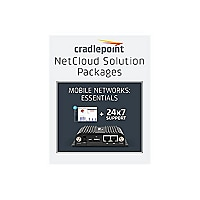 Cradlepoint 3-Year NetCloud Essentials for Branch Routers