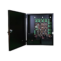 Identiv MX-8 Controller - door controller - with SNIB3 and 4 Line Module 3A
