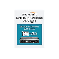 Cradlepoint 1-Year NetCloud Essentials for Branch Routers
