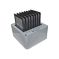 Datamation UniDock-8 Charging Dock for iPad/Tablet - 8 Devices