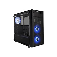 Thermaltake Versa J22 - Tempered Glass RGB Edition - mid tower - ATX