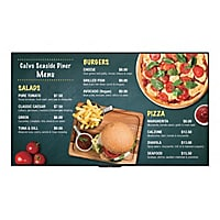 "Sharp PN-UH501 50"" Class (49.5"" viewable) LED display - 4K"