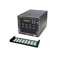 Addonics 1:7 USB NVMe/Flash/HDD Duplicator UDFHNVM7 - solid state / hard dr