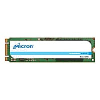 Micron 1300 Series 256GB M.2 6Gbps SATA 3D NAND TLC Solid State Drive