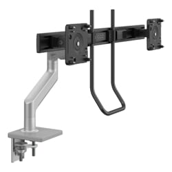 Humanscale M8.1 Monitor Arm - Silver with Gray Trim