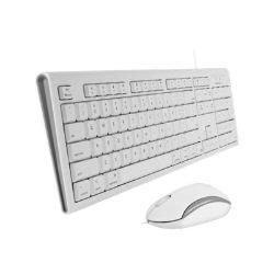 Macally QKEYCOMBO - keyboard and mouse set