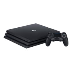 Sony PlayStation 4 Pro - game console - 1 TB HDD - jet black