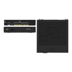 Cisco Integrated Services Router 921 - router - desktop