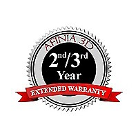 Afinia Extended Warranty - extended service agreement - 2 years - 2nd/3rd y