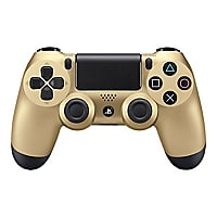 SONY PS4AC DS4 CONTROLLER GOLD