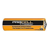 Duracell Procell 2100mAh Alkaline AA 1.5V Battery, 24/Box