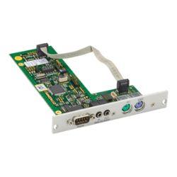 Black Box DKM FX Receiver Modular Interface Card - keyboard/mouse/audio/ser