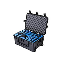 GPC DJI Phantom 4 Case - rolling case for drone
