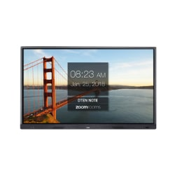 "DTEN D5 75"" UHD 3840 x 2160 Interactive Display with Accessories"