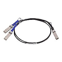 Mellanox LinkX 100Gb/s to 2x50GbE (QSFP28 to 2xQSFP28) Direct Attach Copper