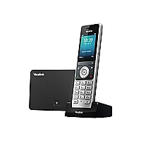 Yealink W60B - cordless phone base station / VoIP phone base station with c