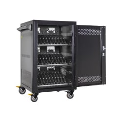 Anywhere Cart 30-Bay Secure Charging Cart