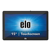 EloPOS System i2 - all-in-one - Celeron J4105 1.5 GHz - 4 GB - 128 GB - LED