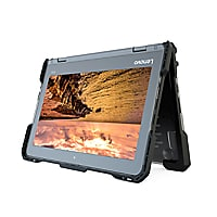 InfoCase Snap-On Rugged Case for Lenovo N23,300e Chromebook