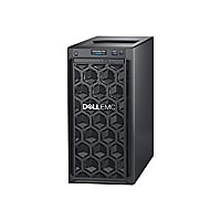 Dell EMC PowerEdge T140 - MT - Xeon E-2124 3.3 GHz - 8 GB - 1 TB