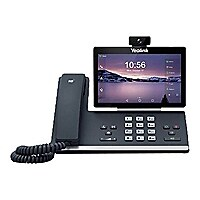 Yealink SIP-T58V - VoIP phone - digital camera, Bluetooth interface with ca