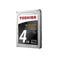 Toshiba N300 NAS - hard drive - 4 TB - SATA 6Gb/s
