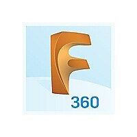Autodesk Fusion 360 - New Subscription (annual) - 1 seat - with Autodesk Cl
