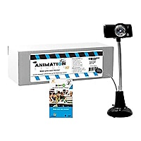 Hamilton Buhl STEAM Education - Animation Studio Kit - web camera