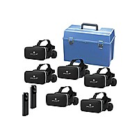 Hamilton Buhl SpectraVIP 360 VR 6-Person Multi-Pack - virtual reality heads