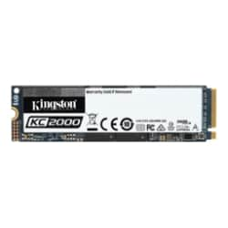 Kingston KC2000 250GB M.2 2280 NVMe PCIe Solid State Drive