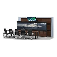 Poly RealPresence Immersive Studio Flex - 9-Seat - video conferencing kit -