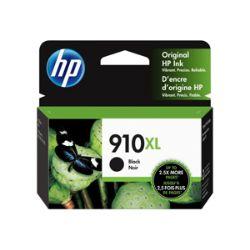 HP 910XL - black - original - ink cartridge
