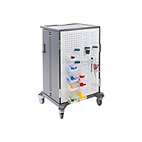Ergotron Pegboard Makerspace Kit for YES24 or YES36 Charging Cart