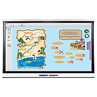 """Teq SMART Board® 6065 65"""" HD Interactive Display with IQ,Learning Site"""