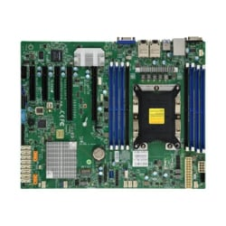 SUPERMICRO X11SPI-TF - motherboard - ATX - Socket P - C622