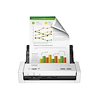 Brother ADS-1250W - document scanner - portable - USB 3.0, Wi-Fi(n), USB 2.