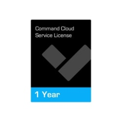 Verkada Command Cloud Service - subscription license (1 year) - 1 camera