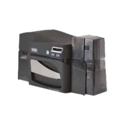 FARGO DTC 4500E Dual-Sided - plastic card printer - color - dye sublimation