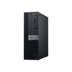 Dell OptiPlex 7070 - SFF - Core i5 9500 3 GHz - 8 GB - 256 GB