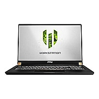 "MSI WS75 9TL 655CA - 17.3"" - Core i9 9880H - 32 Go RAM - 1 To SSD"