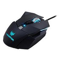 Acer PMW810 - mouse - USB 2.0 - black