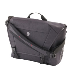 "Mobile Edge Alienware Area-51m 17.3"" Messenger Bag notebook carrying case"