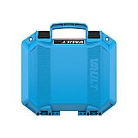 Pelican V100C Vault Equipment Case with Protective Foam - Blue