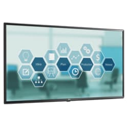 """LG UT640S Series 43"""" Ultra HD Commercial Signage LED TV"""