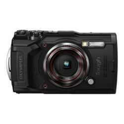 Olympus Tough TG-6 12MP Compact Digital Camera - Black
