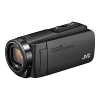 JVC Everio R GZ-R460B - camcorder - Konica Minolta - storage: flash card