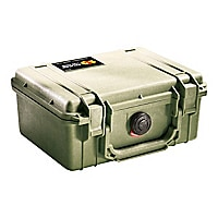 Pelican 1150 Polypropylene Case with Foam - Olive Drab Green