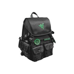 "Mobile Edge Razer Tactical Pro 17.3"" Notebook & Tablet Gaming Backpack note"