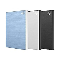 Seagate Backup Plus Slim STHN1000402 - hard drive - 1 TB - USB 3.0